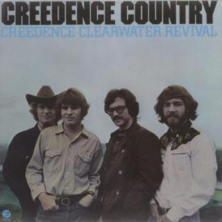 Creedence Country - Revival Creedence Clearwater [CD album]